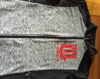 Custom Adidas Space Dye Jacket with Team Logo