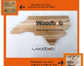 North Carolina personalized cutting board cutting boards wood cutting board wooden cutting board cutting board personalized engraved gifts