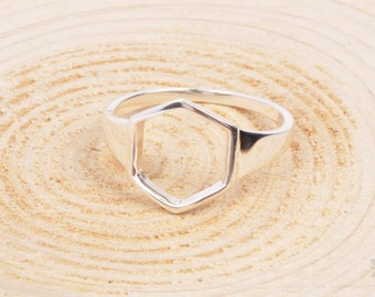 SR009// 925 Sterling Silver Multiple Ring, 1 pc