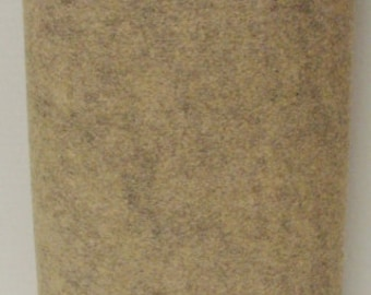 Cobblestone 20% Merino Wool Felt Blend Fabric By the Yard from Woolhearts