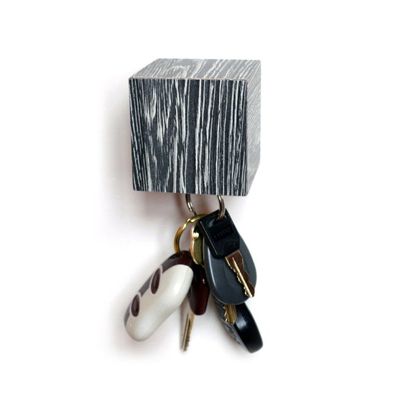 Limited Edition Kube Wall Mounted Magnetic Key Holder