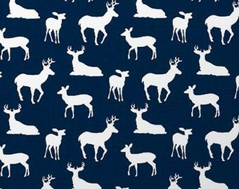 Navy Deer  Contour Changing
