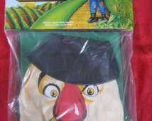 Vintage RARE Wizard of Oz Inflatable Scarecrow FACTORY SEALED