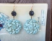 Assemblage earrings, extr...