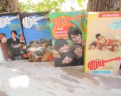 Monkees VHS collection Video Monkees TV series Lot 4 videos