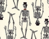 Andover - Chillingsworth's Spooky Ride - Skeletons - Cream