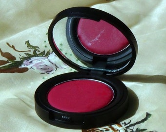 Some Like It Hot Vegan Cream Blush- Cool Toned Matte Red