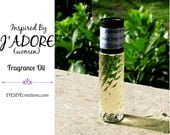 Fragrance Oil Inspired by J'ADORE (women) - 1/3, 1/2, or 1 ounce (oz)