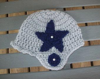 Baby,Girls,Photos,Gift,Shower,Infants,Newborn,Girls,Babies,Hat,Star,Crocheted,Earflaps