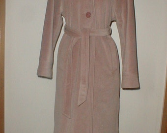Juli de Roma Full Length Kajjmir *Finest Man Made Cashmere* Belted Coat *Classic Style*