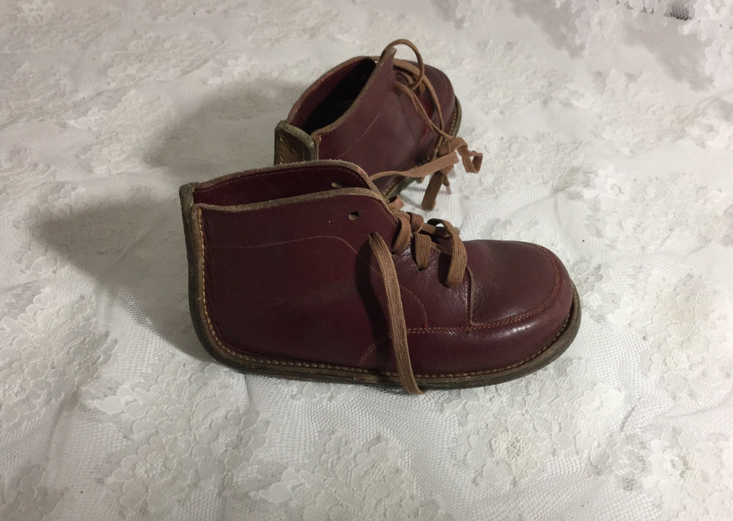 Vintage Leather Baby 115