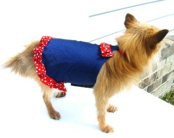 Il X K F on Tutorial Dog Harness Pattern
