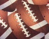 Football Fabric - 1 YARD