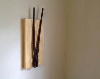 modern coat hook: Blacksmith Pliers