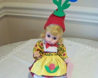 Munchkin Peasant Madame Alexander doll