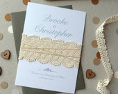 Wedding Invitation Suite - Albany Wedding Range
