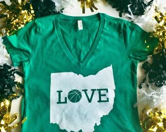 Basketball LOVE Shirt - Basketball - Sports Shirt