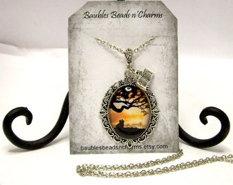 Gone with the Wind Necklace, Margaret Mitchell Book Necklace, Literary Necklace, Writers Necklace, Book Lovers