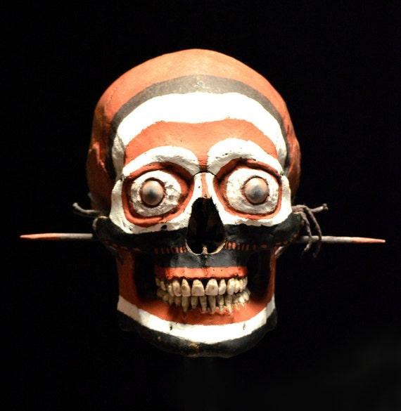 New Britain Ancestors Skull Replica