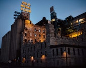 Gold Medal Flour Mill City Ruins Minneapolis Fine Art Photograph