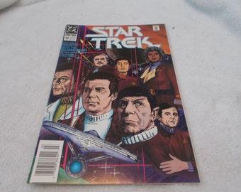 Vintage Comic Book-STAR TREK No 17-March 1991
