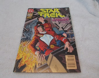 Vintage Comic Book-STAR TREK No 46-Early March 1993