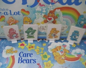 Care Bears on the Path to Care a lot Game 1983 :)