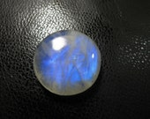 Gorgeous Full Flashy Amazing Fire Rainbow Moonstone Cabochon Good Quality Round Shape Size 27X27 mm Approx