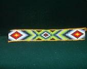 medicine eye bracelet, native american bracelet
