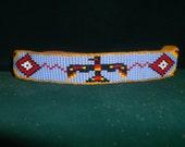 thunderbird bracelet, native american bracelet