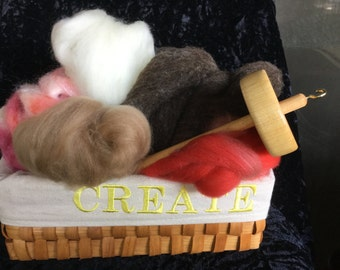 Learn To Spin Drop Spindle Kit