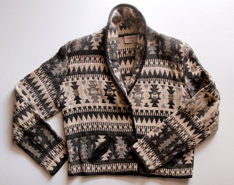 Vintage 80s Bolero Jacket