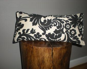 petite damask pillow