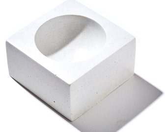 NANO ORB Concrete Bowl / Salt Pinch / Jewelry Holder