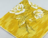 Vintage Hankie for Collectors,  Sewing, Crafting, Great Gift Idea   B-54
