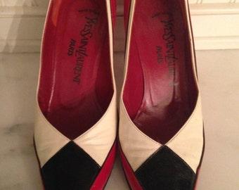 Vintage ysl shoes \u2013 Etsy