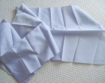 Light periwinkle blue heavy taffeta fabric, Two Pieces