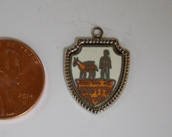 Sterling Silver Elco Charm
