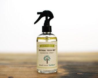 Lemon Rosemary Yoga Mat Cleaner