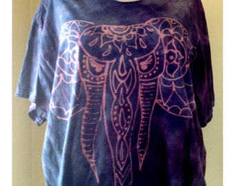 Custom T Shirts - hand dyed, hand drawn, you choose