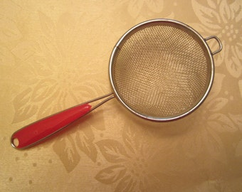 Vintage Mini Kitchen Strainer