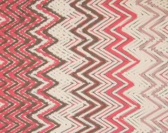 Fashion lace multi color ( pinkish ) x 1yard