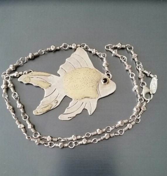 The Goldfish Necklace