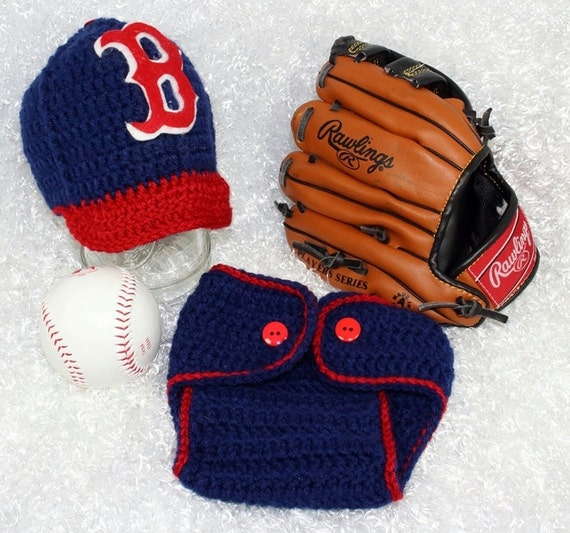 Other Team Sports: Baby Baseball Team Sports Hat / Cap And Diaper Cover All
