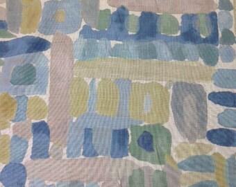 """Thomas O'Brien for Groundworks """"Moriyama"""" Fabric Yardage"""