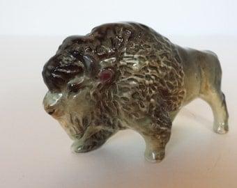 Porcelain Buffalo