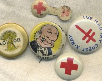 Miscellaneous Vintage Pins