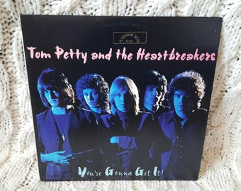 "Tom Petty And The Heartbreakers- ""You're Gonna Get It!"" vinyl record. Platinum Plus"