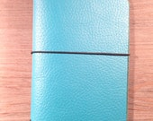 PocketJot - Peacock - Field Notes Size Traveller's Notebook