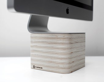 Extra Tall LAST STAND for Thunderbolt, iMac and Cinema Displays